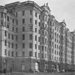 Дом 3. Розенфельда и А. Суриса на Садово-Триумфальной улице