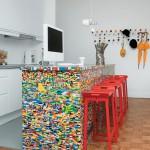 Дизайнеры Симон Пилларда и Филипп Rossetti лего кухня