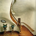 лестница. каса Балто