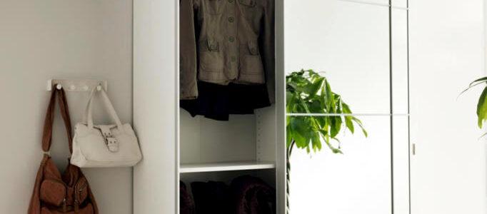 хранение вещей в коридоре