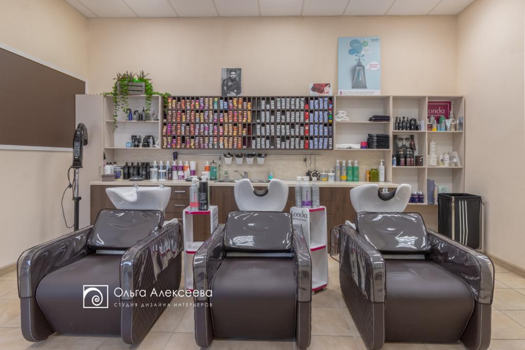 фото салонов красоты и парикмахерских внутри дизайн
