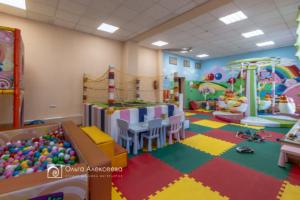 детские игровые комнаты фото дизайн