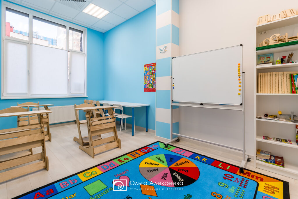 Дизайн дошкольных учреждений