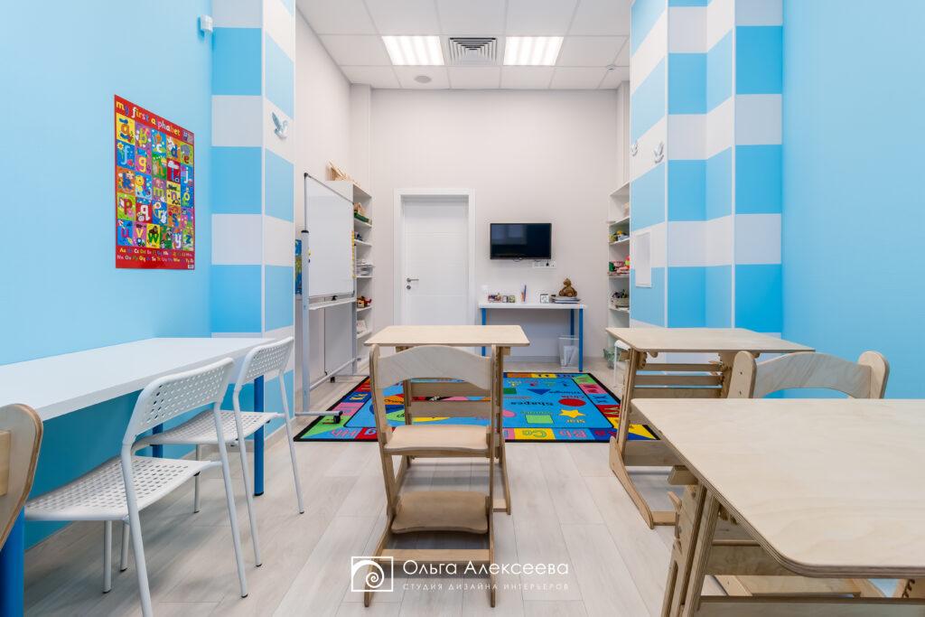 Оформление детского центра