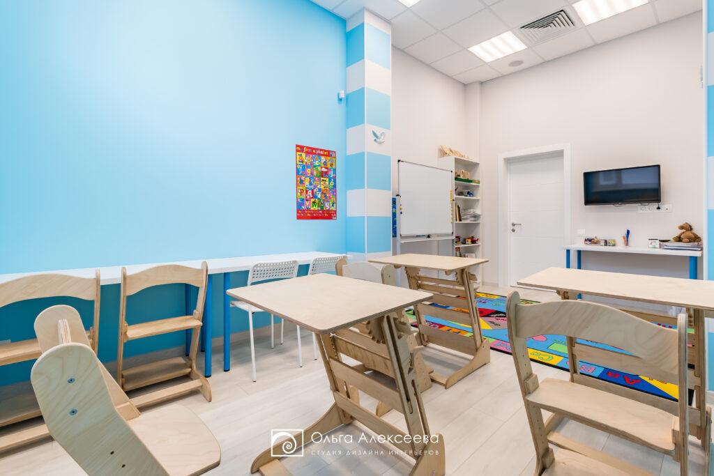 Оформление детского центра развития