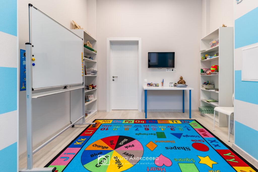 Центр творчества в детском саду оформление
