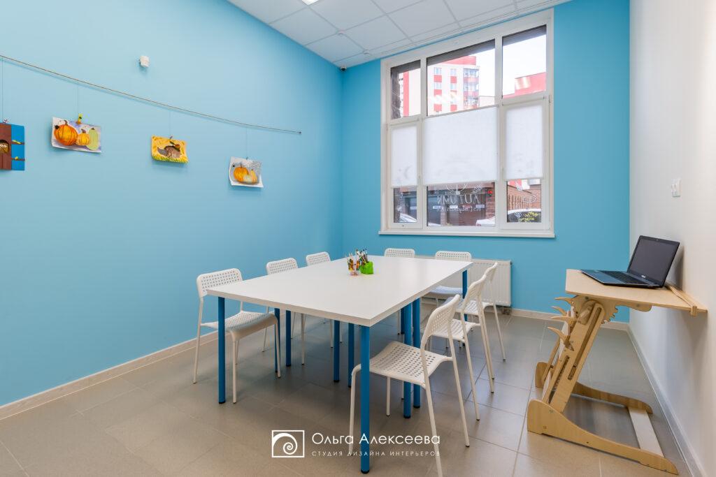Проект детского развивающего центра
