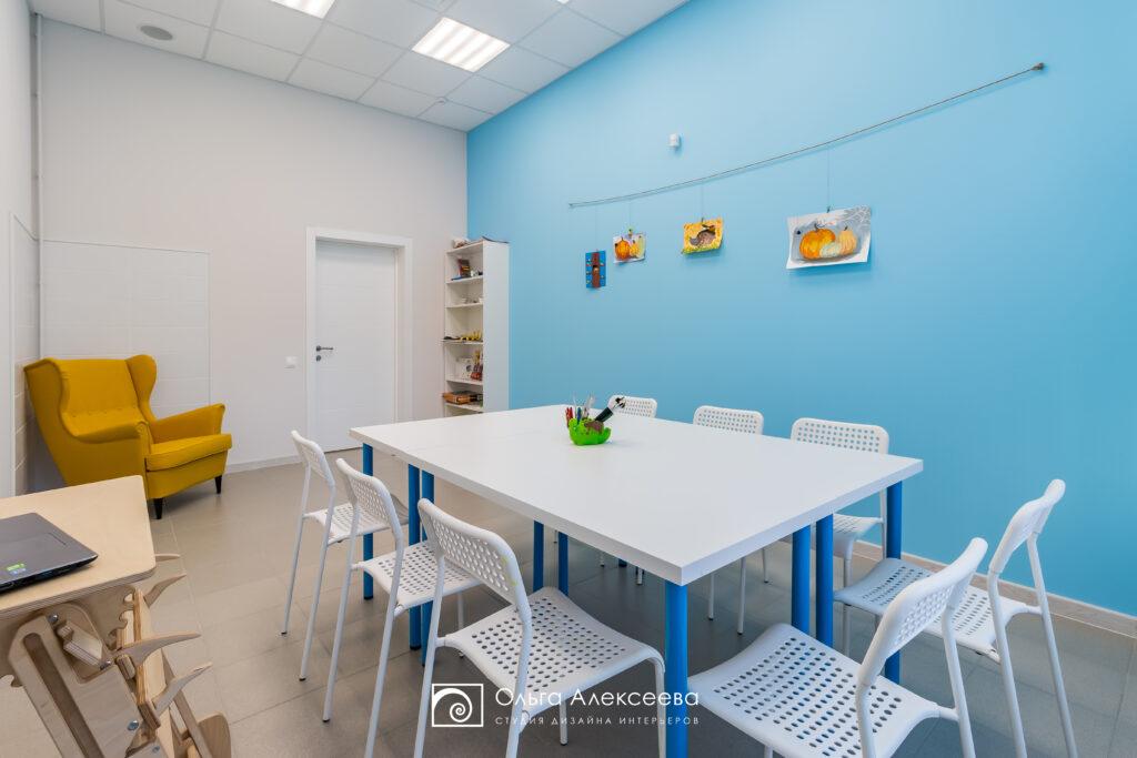 Детский центр проект