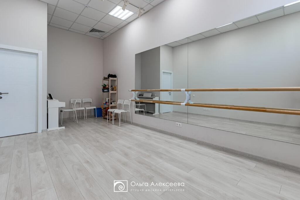 Современный дизайн музыкального зала