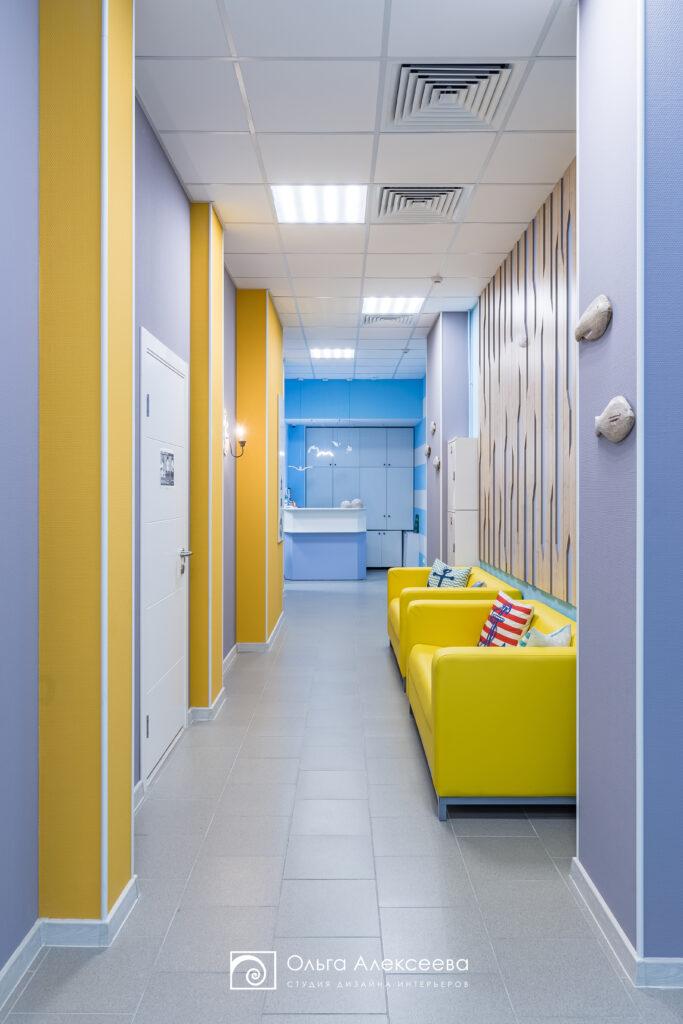 Дизайн детского центра развития