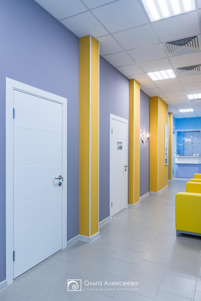Дизайн детский развивающий центр